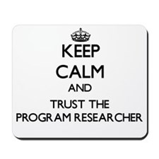 Keep Calm and Trust the Program Researcher Mousepa