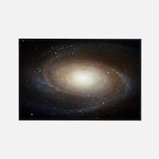 M81 Spiral Galaxy Grand Design Rectangle Magnet