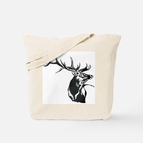 Sevens Elk Tote Bag
