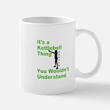 Kettlebell Thing Mugs