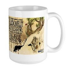 Tales from Camelot Mugs