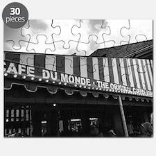 cafe du monde, new orleans Puzzle
