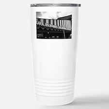 cafe du monde, new orle Travel Mug