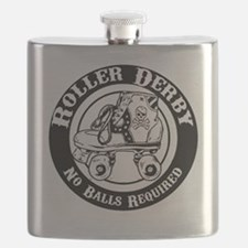 No Balls Required Flask
