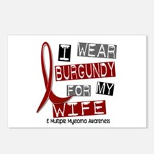 Multiple Myeloma I Wear B Postcards (Package of 8)