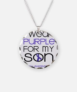 Wear Purple for Son - Epilep Necklace