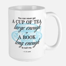 Tea Quote Mugs