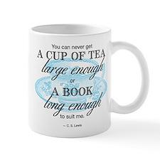 Tea Quote Mugs