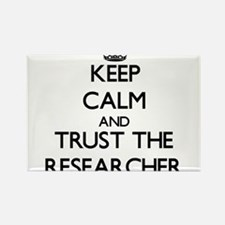 Keep Calm and Trust the Researcher Magnets