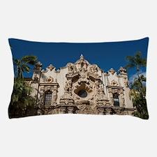 Balboa Park Facades Pillow Case