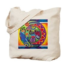 Mexican Sun and Moon Tote Bag