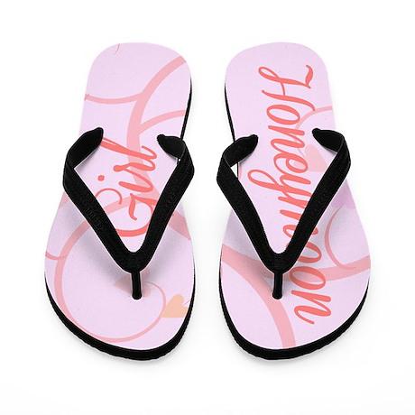 Honeymoon Girl Flip Flops
