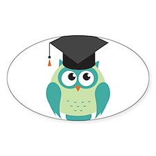 Graduating Owl Decal