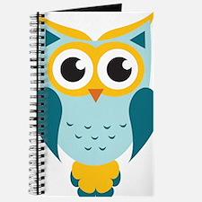 Teal Owl Journal