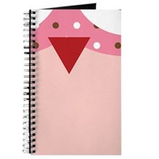 Owl with Bow Journal