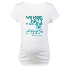 Need Not Think Alike Dark Shirt
