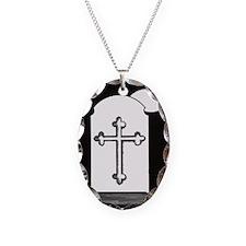 darkness cross Necklace