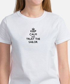 Keep Calm and Trust the Sailor T-Shirt