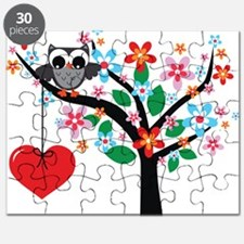 Spring Owl Puzzle