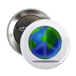 Peace Planet Button