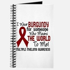 Multiple Myeloma Means World To Me 2 Journal