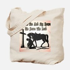 Me and My Horse Tote Bag