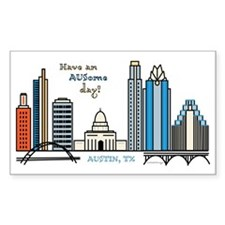 Have an AUSome day! Decal