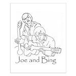 Joe and Bing Small Poster