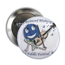 RBFF Blueberry Man Button