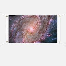 M83 Southern Pinwheel Galaxy Banner