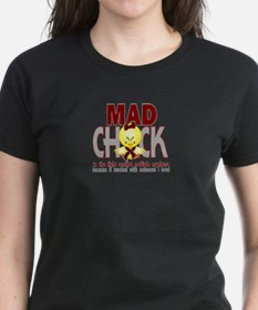 Multiple Myeloma Mad Chick 1 Tee