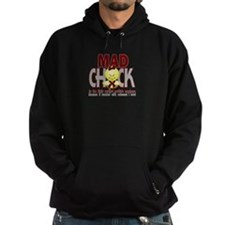 Multiple Myeloma Mad Chick 1 Hoodie