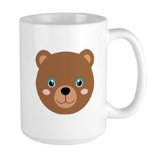 Cute Bear Cub Mugs