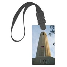 Lillian Coit Memorial Tower Luggage Tag