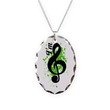 I'm Treble Necklace