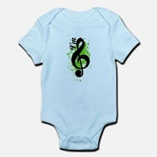 I'm Treble Infant Bodysuit