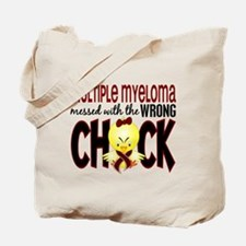 Multiple Myeloma Wrong Chick 1 Tote Bag