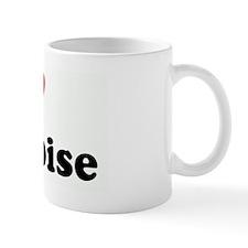 I Love Jet Noise Mug