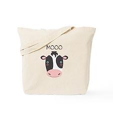 MOOO Tote Bag