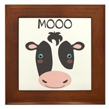 MOOO Framed Tile