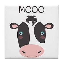 MOOO Tile Coaster