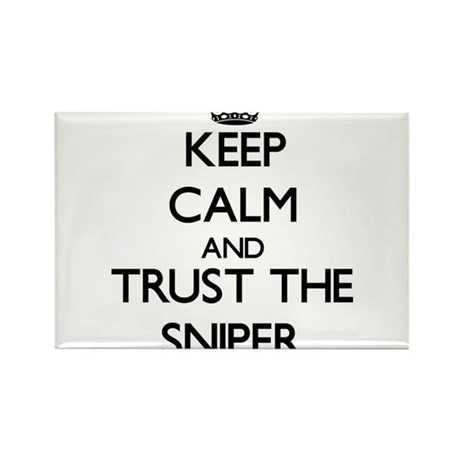 Keep Calm and Trust the Sniper Magnets