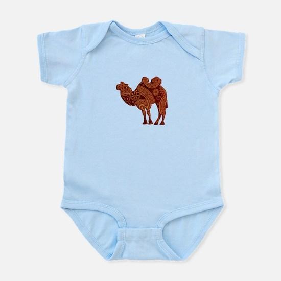Camel Infant Bodysuit