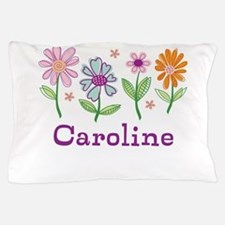 Daisy Garden Pillow Case