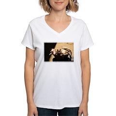 Sun and Shadow Rats Shirt