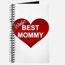 WORLD'S BEST MOMMY Journal