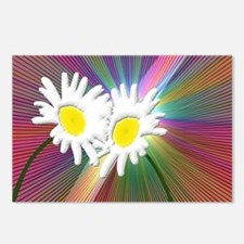 Crazy Daisies Postcards (Package of 8)