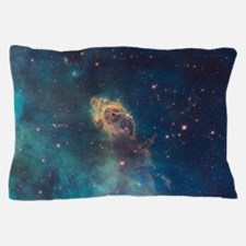 Stellar Jet in Carina Nebula Pillow Case
