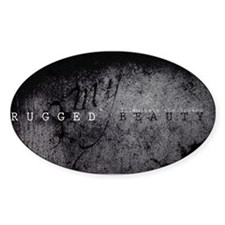My Rugged Beauty Decal