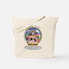 White Tara II Tote Bag